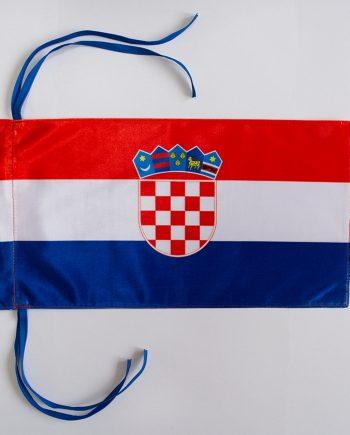 navijačka hrvatska zastava
