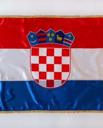 službena zastava republike hrvatske