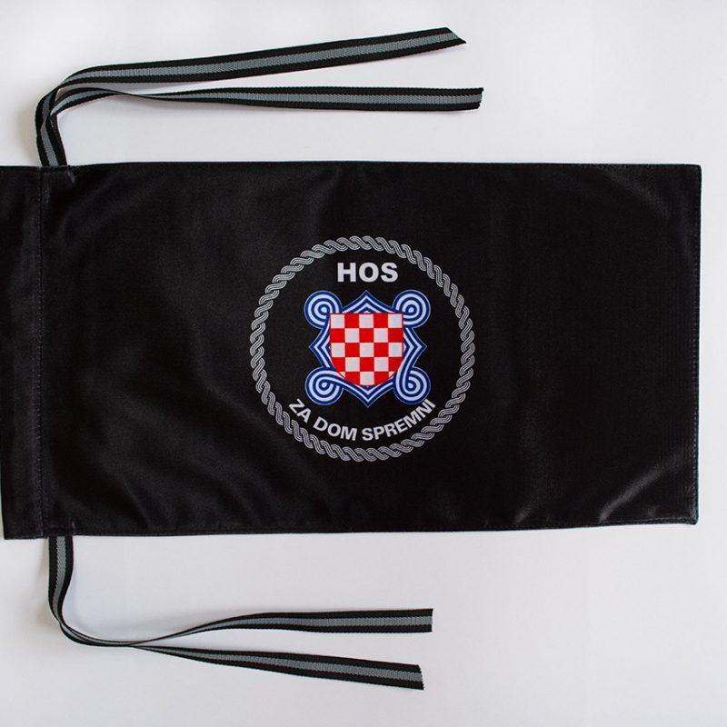 navijačka hos zastava