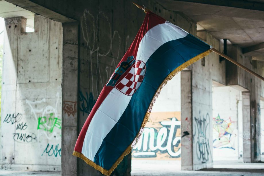 Hrvatska zastava patria nostra